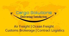 Cargo Solutions Logistics Pvt Ltd